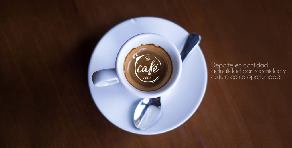 Bienvenidos a Un café con…